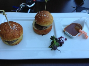 USDA Prime Sliders at Salt7