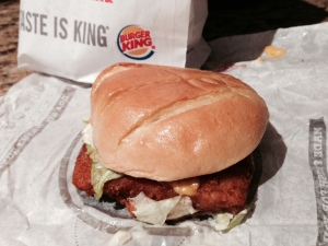 Burger King's Big Fish