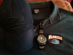 "Black Gator ""mourning gear"""