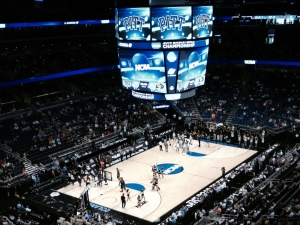 Pitt vs Colorado in the first round of the NCAA Men's Basketball Tournament