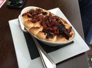 Bacon Crème Brûlée