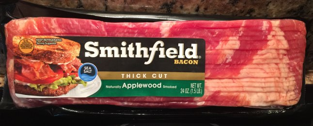 Smithfield Thick Cut Applewood Smoked Bacon